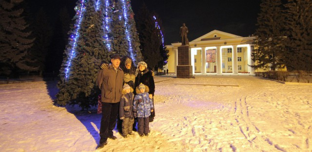 Арестовали за фотографии новогодних ёлок