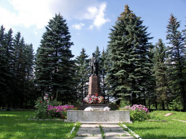 Гора смерти ( Зайцева гора).