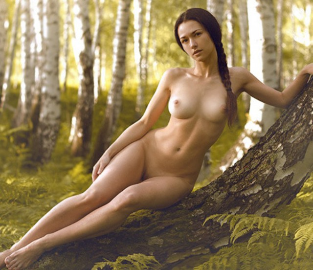 фото прелестей голых красивых девушек