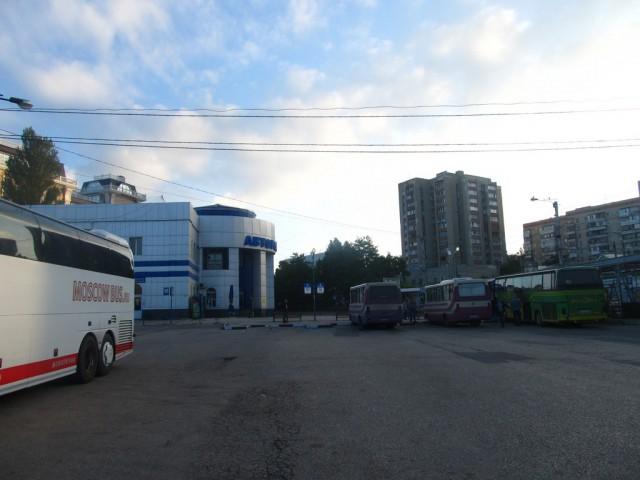 Поездка на Украину в 2016 году.