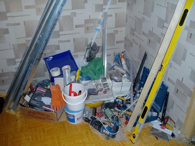 Житие ипотечника в ремонте