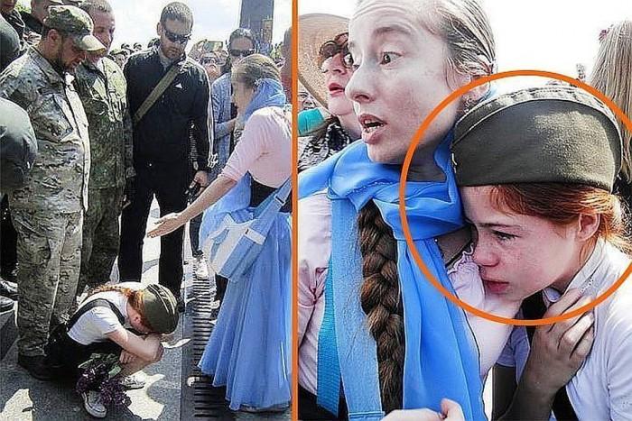Сбежавших от националистов в Крым мать и дочь хотят депортировать назад на Украину