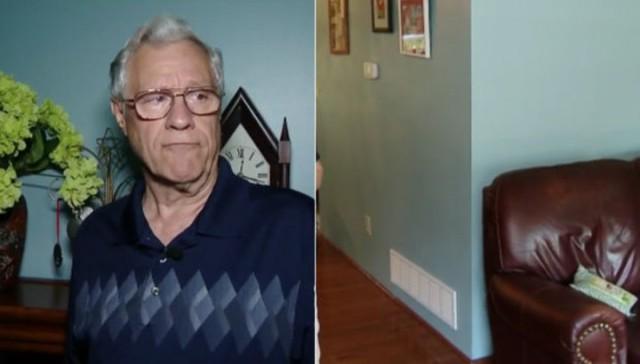 Замурованный в стене будильник терроризировал семью 13 лет