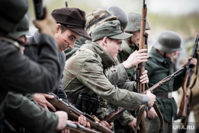 Испанская газета пожалела солдат вермахта, воевавших при взятии Берлина