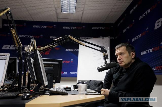 Соловьев раскритиковал предложение Путина по храму в Екатеринбурге