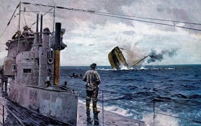 В приказе Деница говорилось, что запрещается спасать людей с потопленных судов, но не говорилось, что их следует убивать.