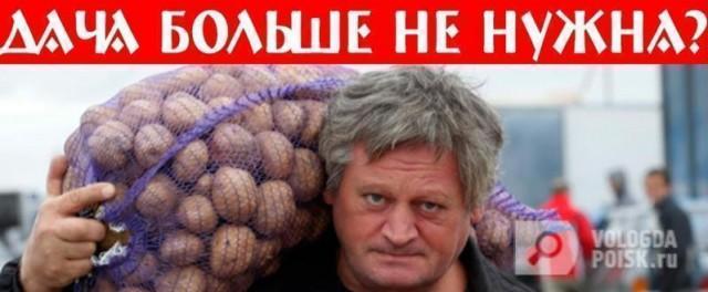 """Закон о """"налоге на картошку"""" вступит в силу 31 марта и и не только..."""