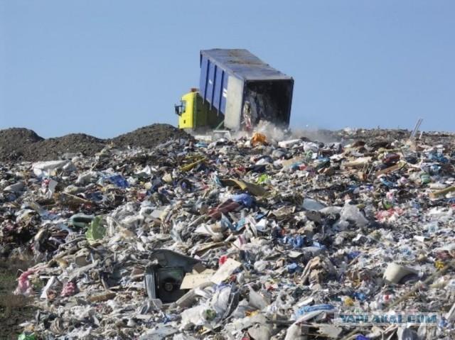 Власти Москвы определились с регионами для вывоза столичного мусора