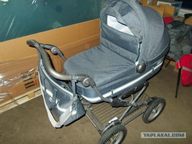 ПРодам детскую коляску в хорошие руки
