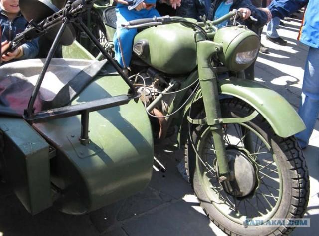 Реконструкция техники времен Второй Мировой