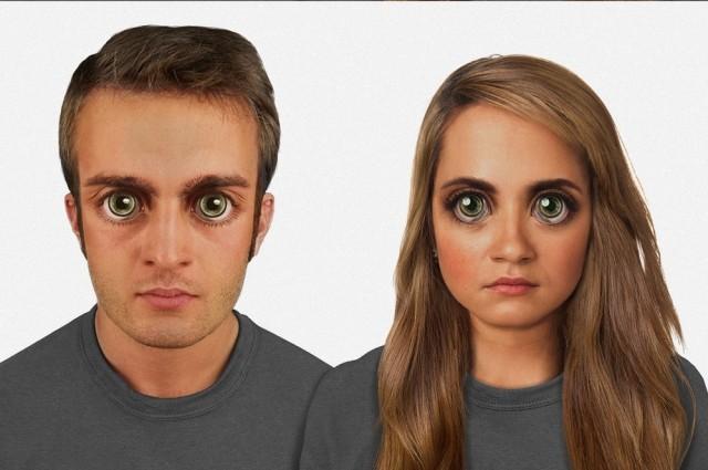 Как люди будут выглядеть через 20 000-100 000 лет