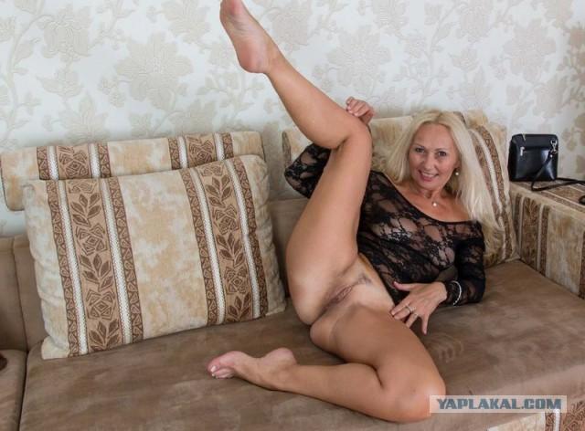 фото голая сексуальная зрелая женщина