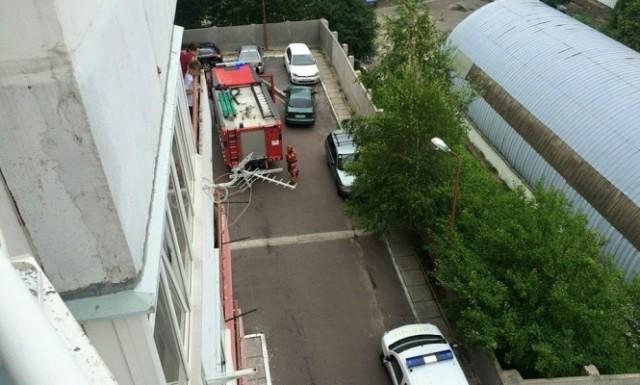 Два взрыва во Львове