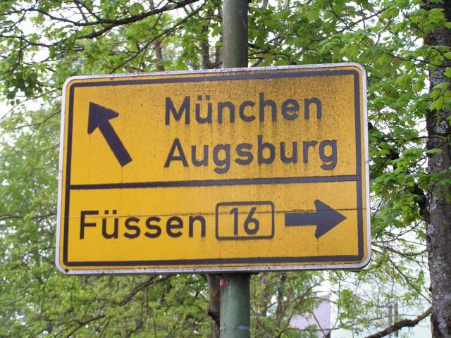 Поездка в Германию, 2007 год. Ностальгия блин...