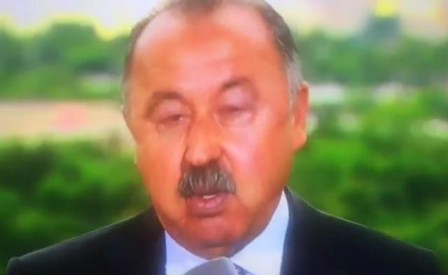Газзаев благословил Путина на прямой линии и разошелся на мемы