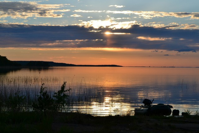 Карелия - отдых+рыбалка
