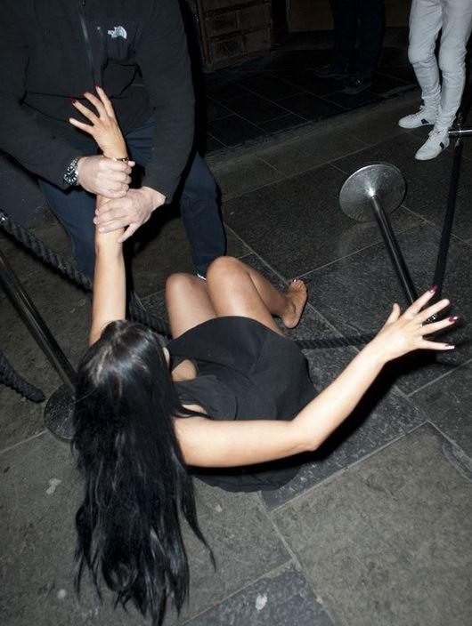 Пьянки участников реалити-шоу в Великобритании