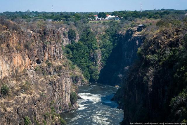 Зимбабве или как я чуть не умер