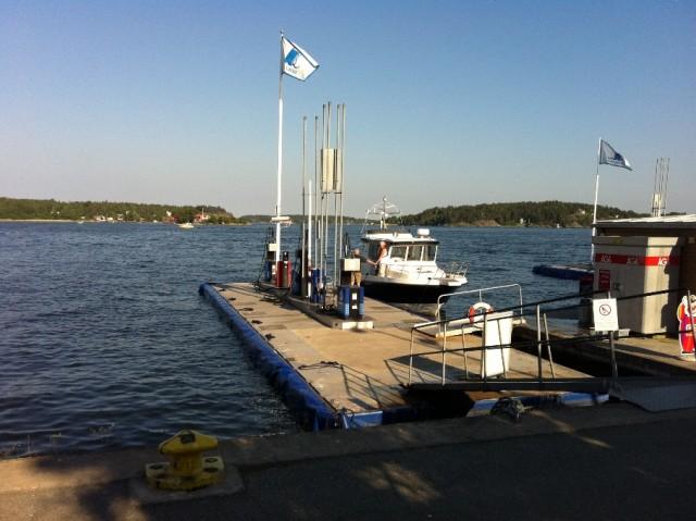 Водный транспорт Швеции