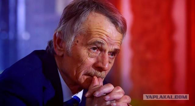 Истиннное лицо лидера крымских татар