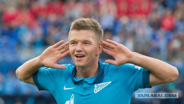 Полузащитник «Зенита» подарил Нижнему Тагилу футбольное поле за 15 миллионов рублей