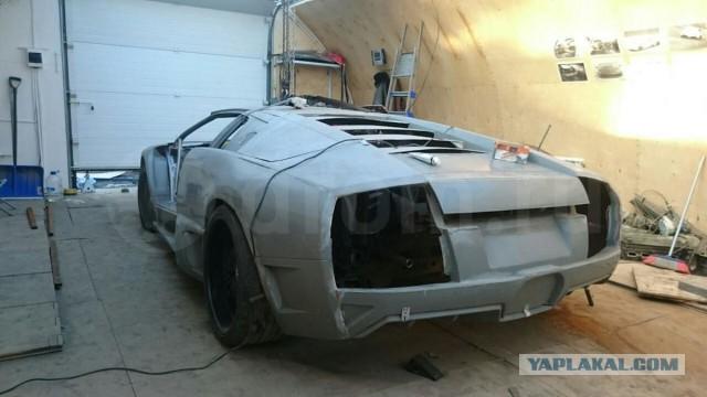 Lamborghini Murcielago за 450 т.р.