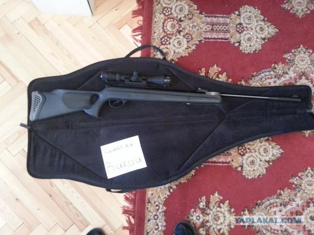 Продам пневматическую винтовку Hatsan 125 TH в Питере