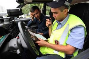 В Иванове молодой человек приехал сдавать на права на своей машине
