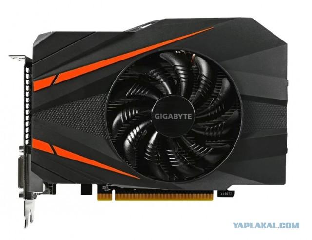 Продам GeForce GTX 1060 3Gb