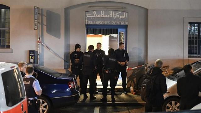 В Цюрихе мужчина открыл стрельбу по молившимся в мечети