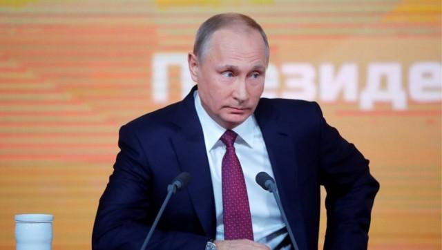 Владимир Путин отменил транспортный налог