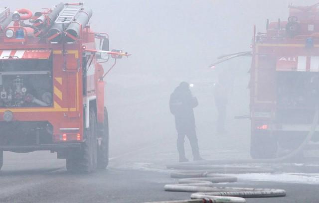 На военном объекте в Архангельской области произошел пожар, есть погибшие