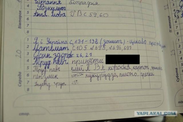 Неплохое задание в дневнике для третьего класса