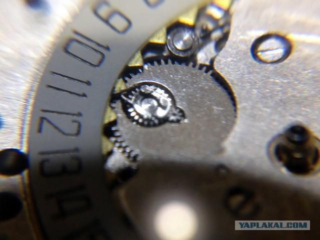 Хронограф Полет 3133 времен СССР на ЯПе