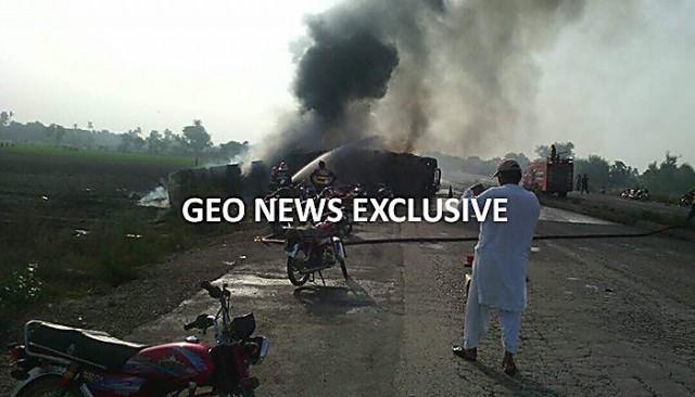 123 человека погибли, собирая халявное топливо.