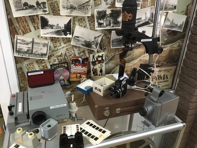 Кибер-музей в городе Муром