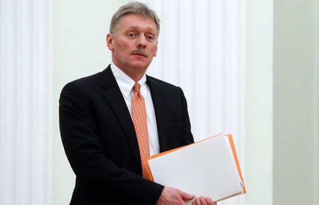 """Песков назвал """"вопиющим попранием всего и вся"""" новые антироссийские санкции США"""