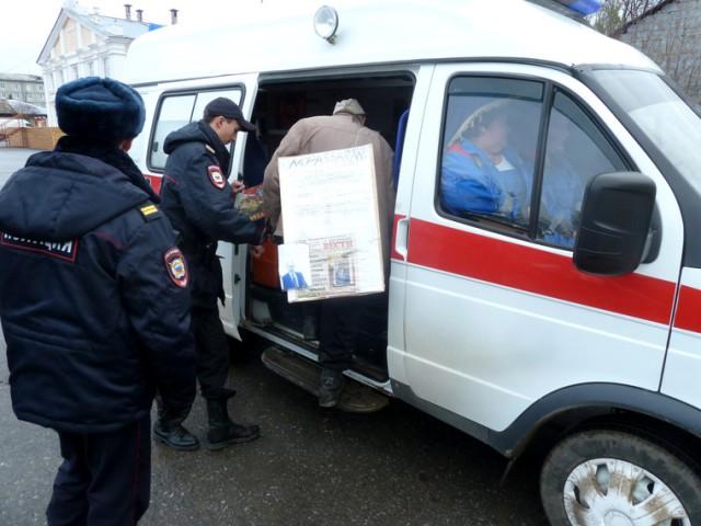 На Урале мужчину скрутили и отправили в дурдом при попытке попасть на прием к министру