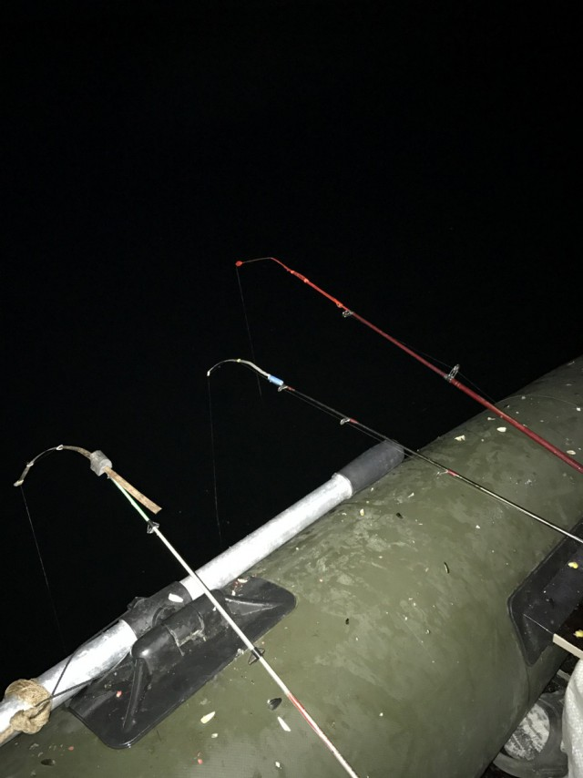 И снова про рыбалку.