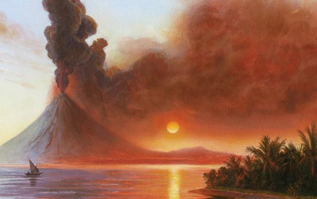 Насмерть замерзший год. Как вулкан оставил Землю без лета и изменил мир