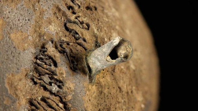 Забытая битва Бронзового века. Мумии и скелеты. 11.