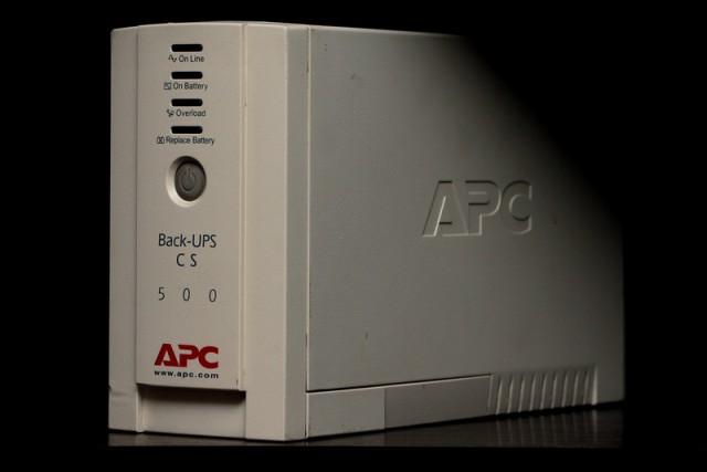 Продается ИБП APC Back-UPS CS 500