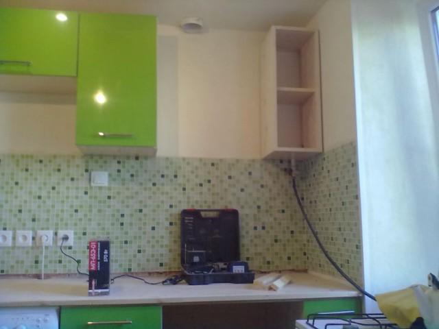 Мой ремонт кухни своими руками 344