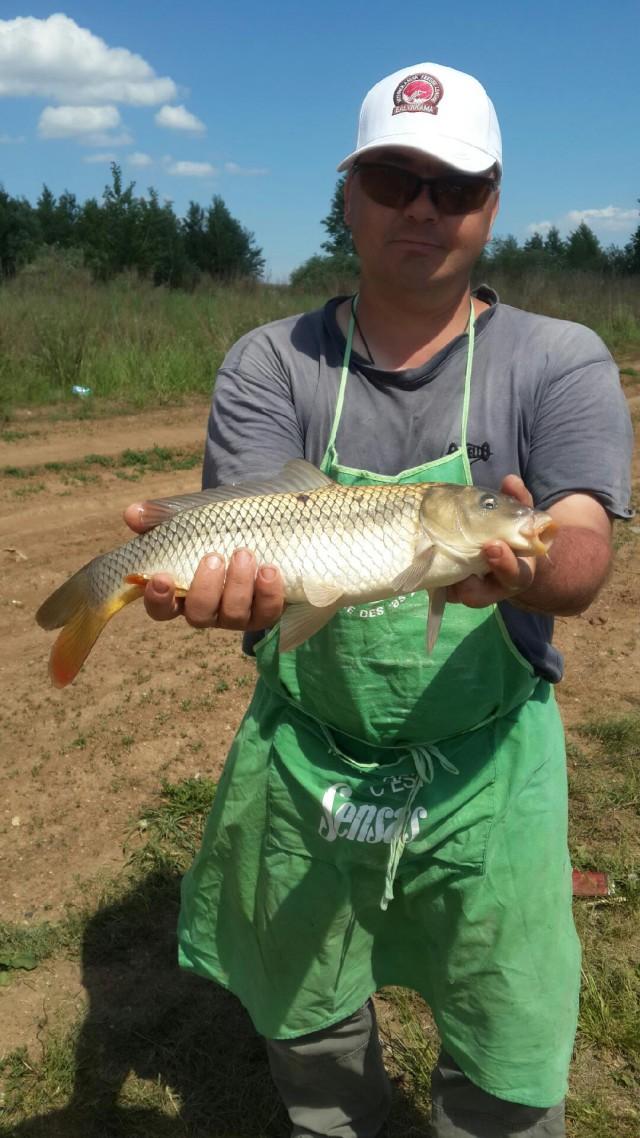 рыбалка на каме весной