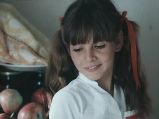 Красивые девочки из советского детства