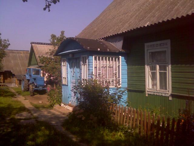 Как Я в Беларусь ездил