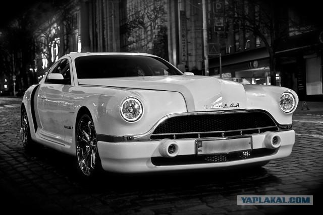 Фотографии самодельного автомобиля победасделанного на базе mercedes (17 фото)