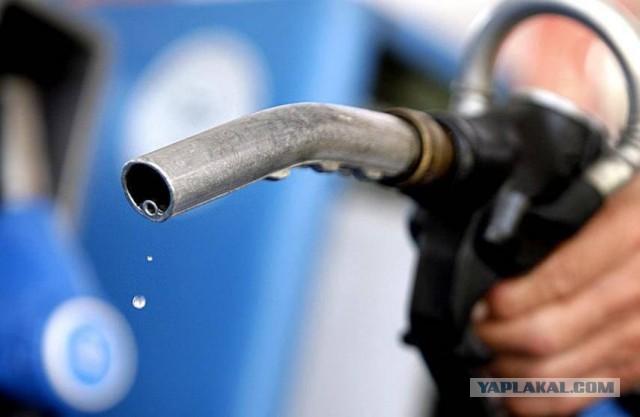 Нефтяники попросили правительство о росте цен на бензин на 5 руб. за литр