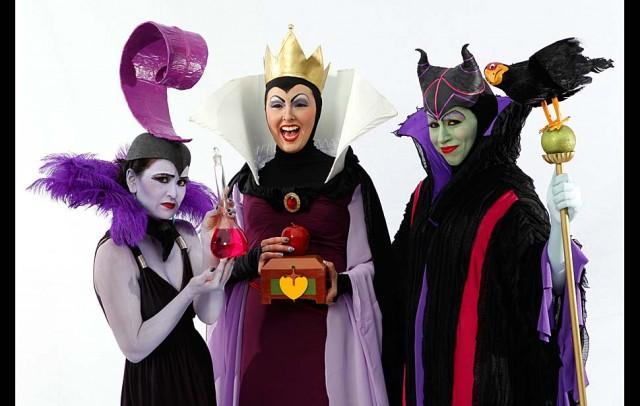 Разнообразие женских персонажей с Comic-Con 2012