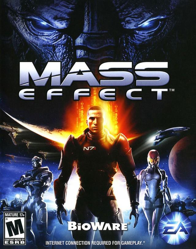 Студия BioWare заморозила серию Mass Effect